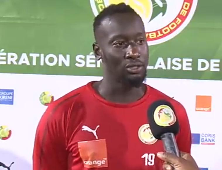 Famara Diédhiou (attaquant équipe nationale) : « c'est une défaite qui nous fait mal... »