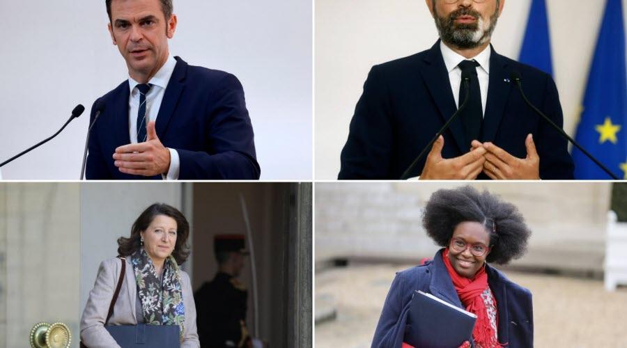 Gestion de la crise de la Covid-19 en France : Édouard Philippe, Veran, Salomon, Sibeth Ndiaye, perquisitionnés