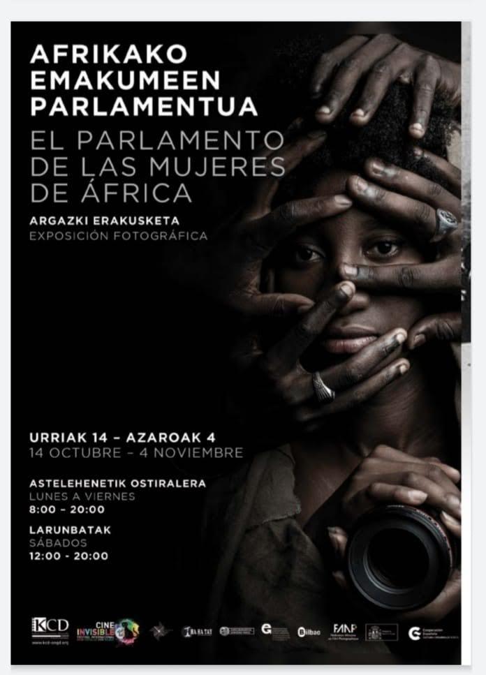 Bilbao, 15 photographes africains exposent sur la condition féminine.
