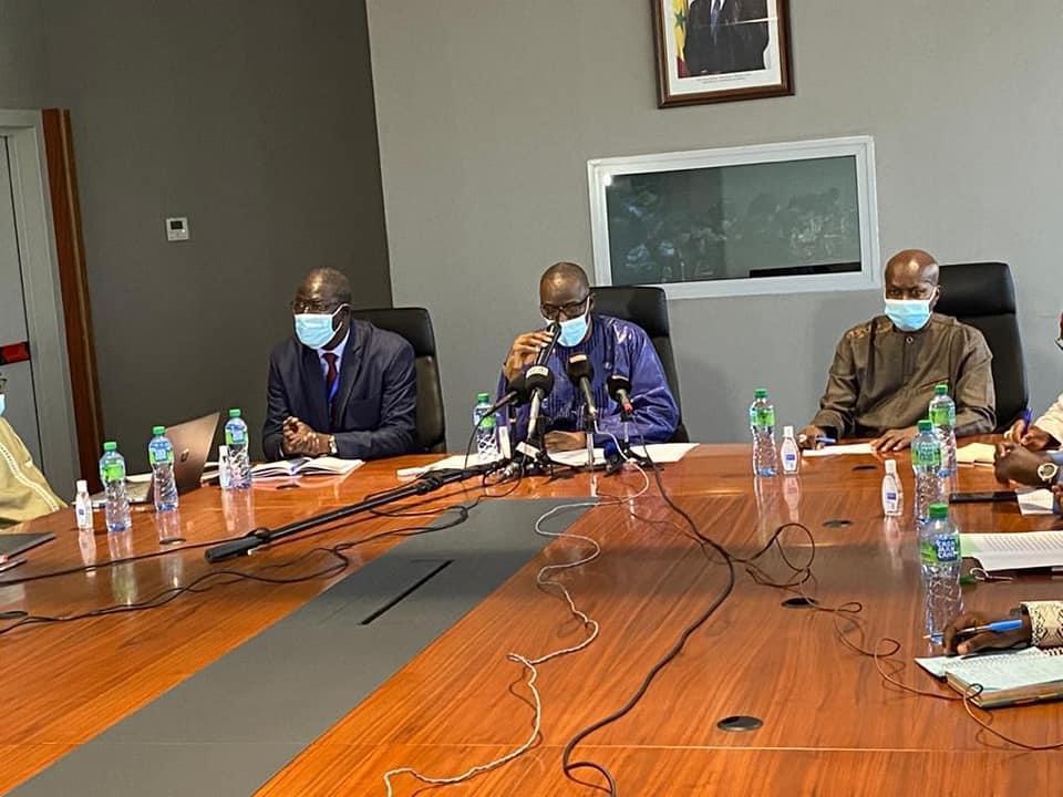 Année universitaire 2020-2021 : La commission nationale d'orientation des nouveaux bacheliers mise en place.