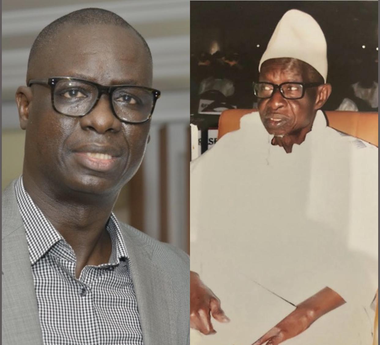 Nécrologie : Le PDG de SENICO Abdoulaye Dia a perdu son père.