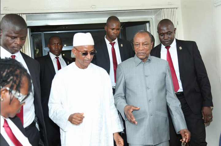 Présidentielle Guinée Conakry : La Ceni livre les premières tendances.