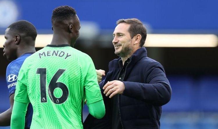 Chelsea : Franck Lampard désigne Edouard Mendy n°1 dans la cage.