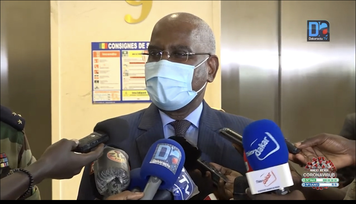 Le ministre de la Justice sur l'affaire Téliko : « Je n'ai pas le droit d'en parler »