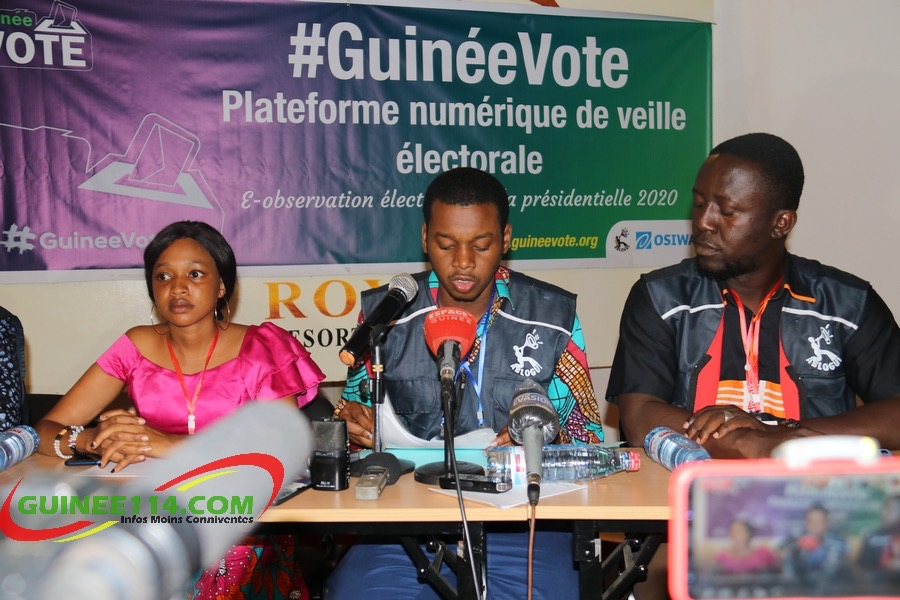 Guinée : Un taux de participation problématique à Faranah, Ablogui demande des explications à la CENI.