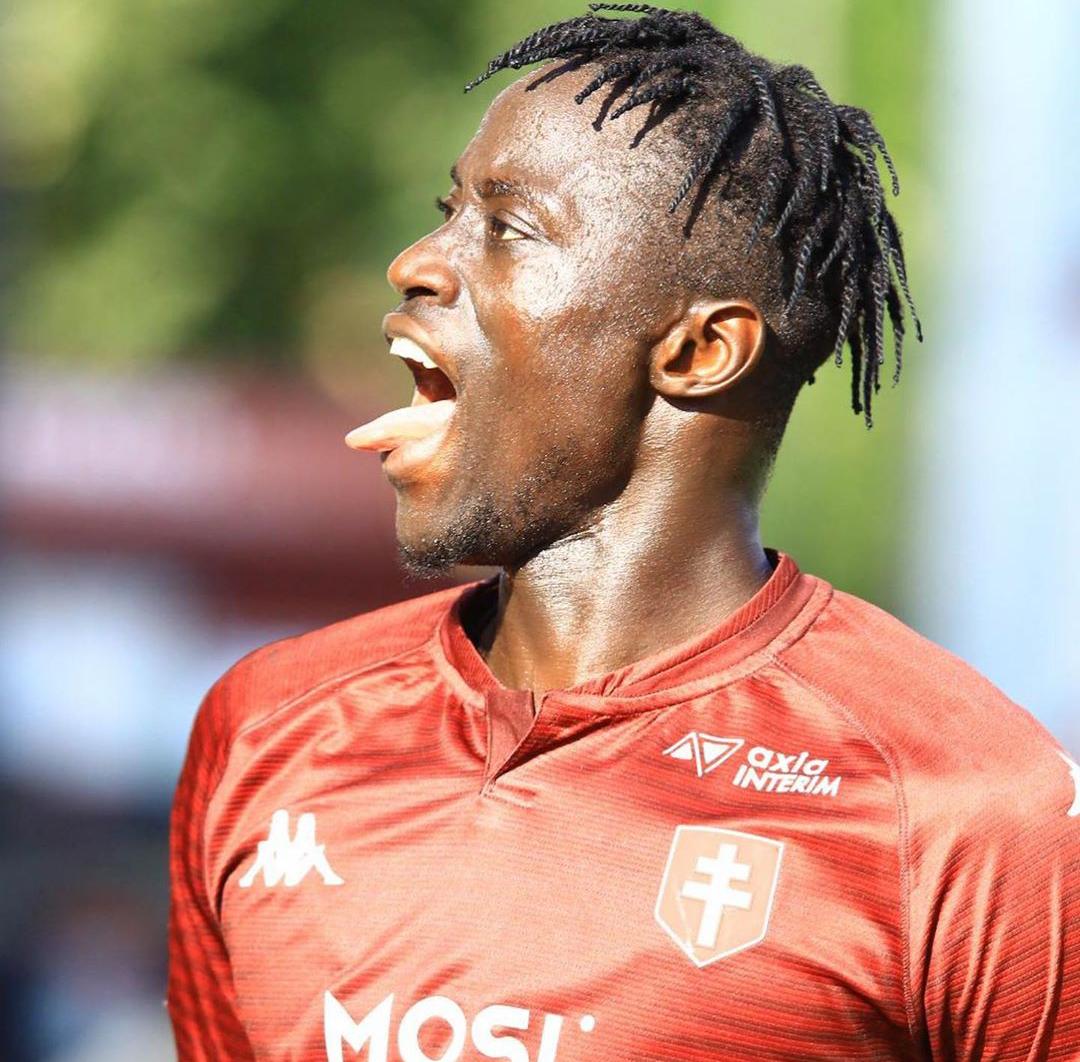 Ligue 1 / FC Metz : Ibrahima Niane élu meilleur joueur du mois de septembre.