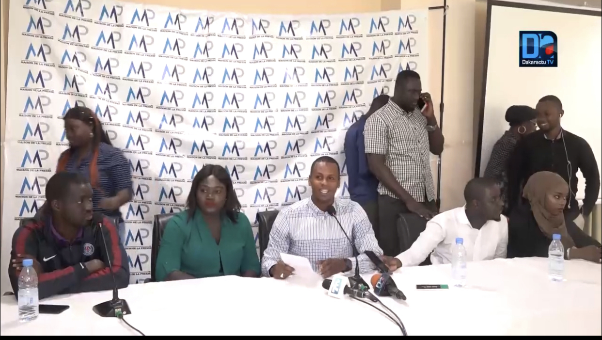 """Agression de la journaliste de """"Thiey Dakar"""" : La CJRS se scandalise et lance une énième alerte à l'autorité."""