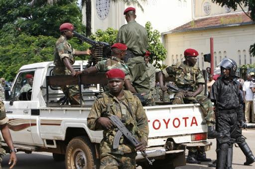 Guinée : L'armée réquisitionnée pour assurer le maintien de l'ordre.