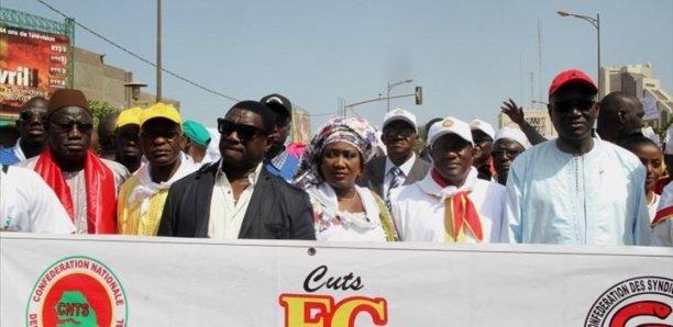 Réintégration des travailleurs abusivement licenciés : la conférence des SG de la Coalition des confédérations syndicales sénégalaises prévoit une marche nationale