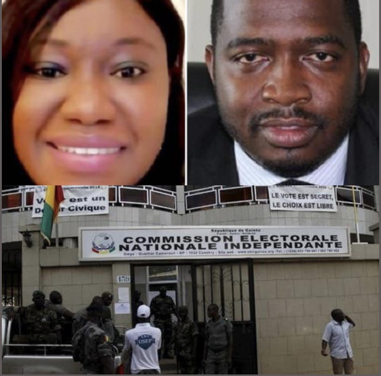 Guinée : La CENI décrédibilisée par ses propres membres.