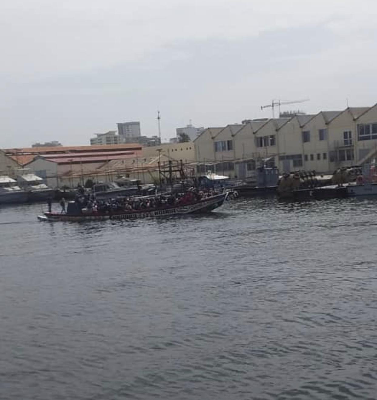Opération Frontex : Des candidats à la migration irrégulière interceptés dans les eaux sénégalaises.