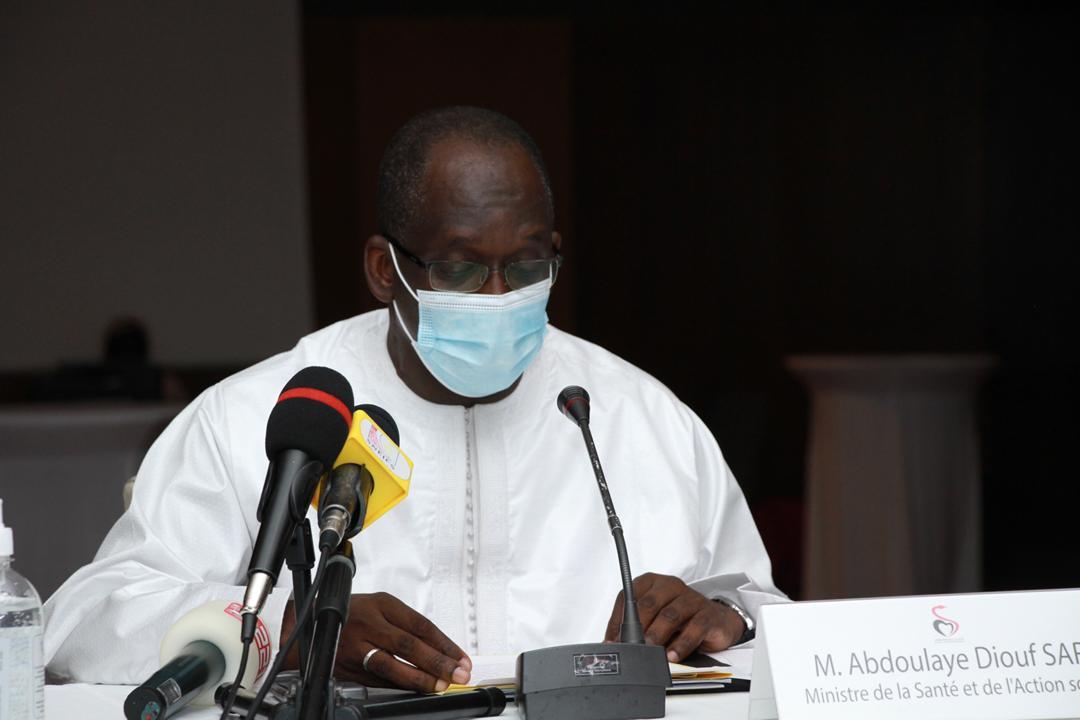 Plan d'investissement 2020-2024 : Le Sénégal  pour relever son système de santé.