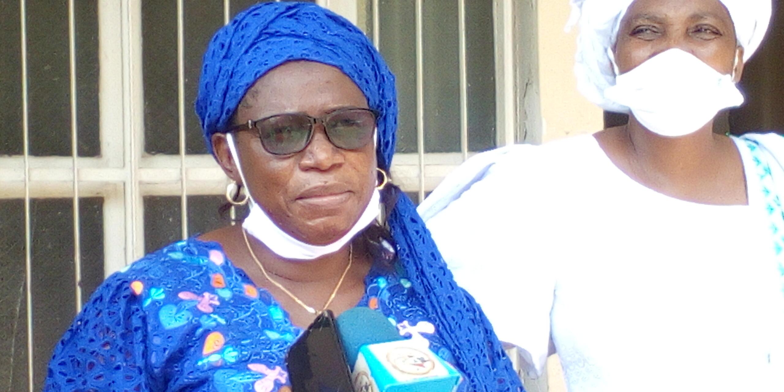 Kolda / Rencontre avec le ministre Moussa Baldé