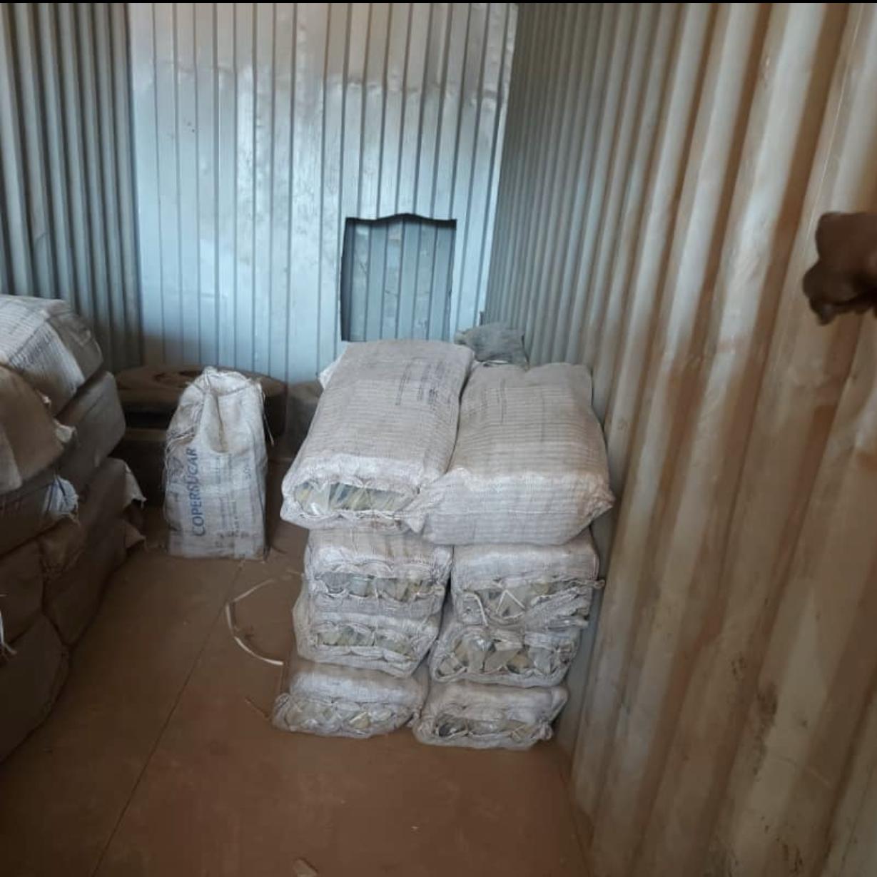 TRAFIC INTERNATIONAL DE DROGUES : La Douane saisit 1376 kg de chanvre indien à Kidira.