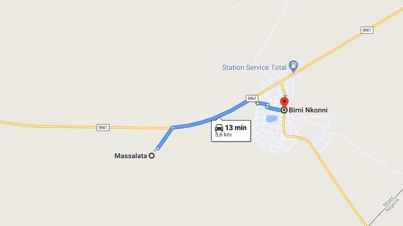 Niger : Enlèvement d'un missionnaire américain à Massalata.