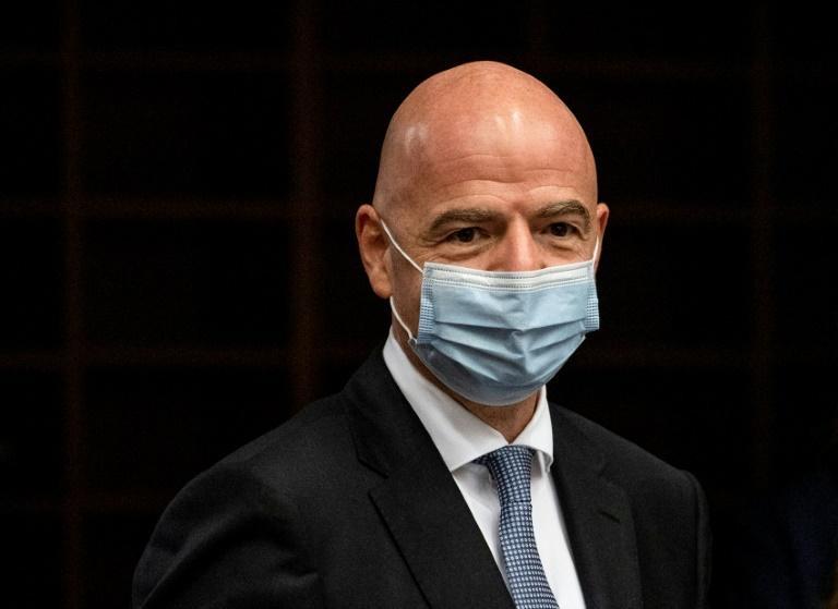 FIFA : Gianni Infantino testé positif au coronavirus.