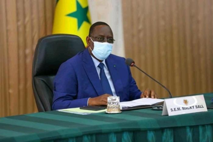 Urgent / Palais de la république : Le Président Macky Sall annonce un remaniement imminent et remercie le gouvernement.