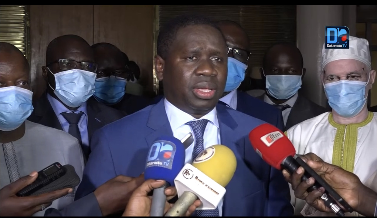 Accident de Allou Kagne : Le ministère des transports présente ses condoléances et appelle à plus de vigilance sur la route.