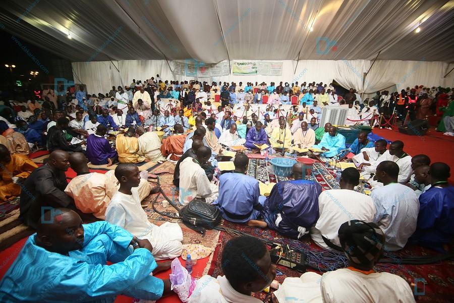 Gamou 2020 : Les images de la Célébration du Mawlid  à la Grande Mosquée Massalikoul Djinane