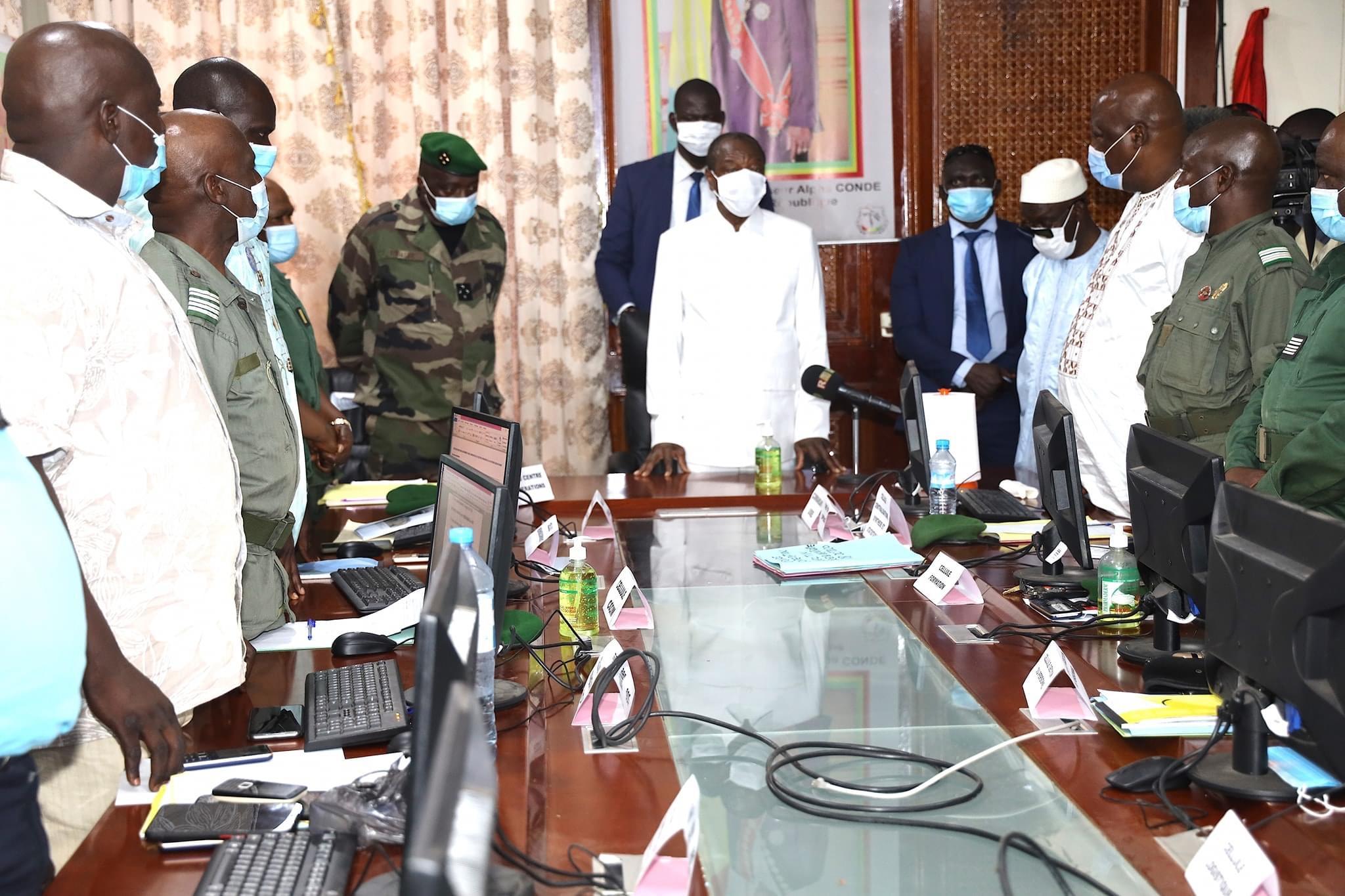 Alpha Condé : «D'ici quelques années, la Guinée sera la 2èmepuissance après le Nigeria et c'est ça qui ne plait pas à tout le monde»