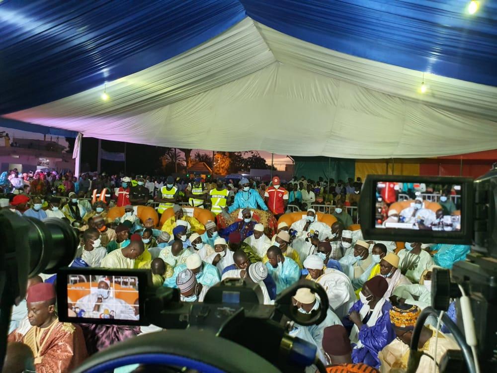 Gamou 2020 : Thiénaba condamne les caricatures du Prophète (PSL)