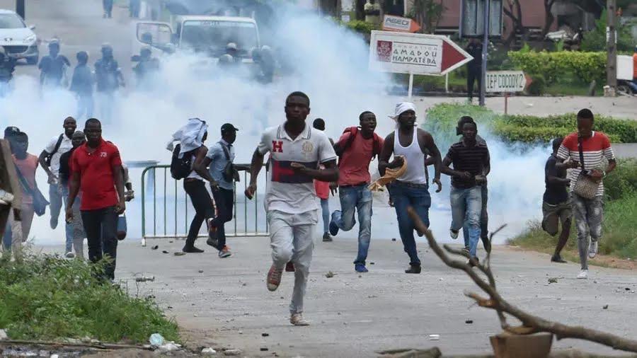 Présidentielle en Côte d'Ivoire : Déjà six morts et plusieurs blessés...