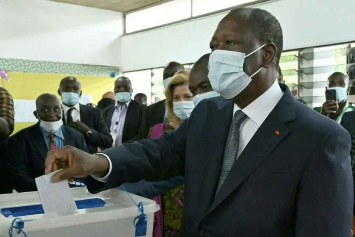 Présidentielle en Côte d'Ivoire : Le point sur un scrutin plus ou moins mouvementé.