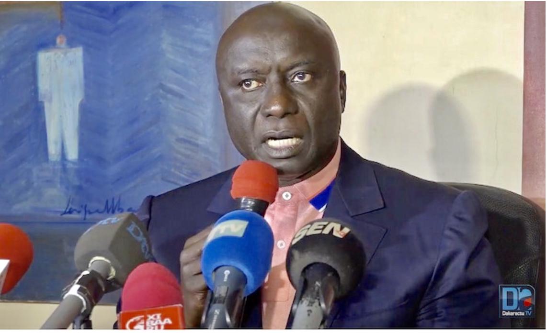 SÉNÉGAL : Idrissa Seck nommé Président du CESE.