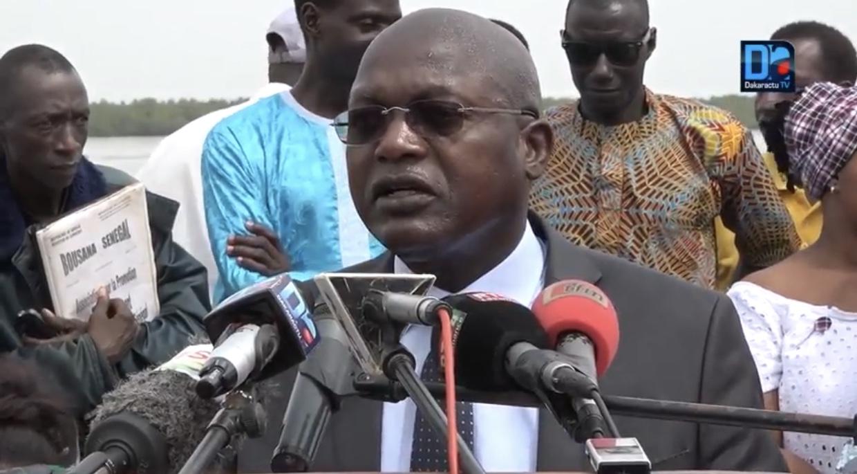 Gouvernement : le ministre Oumar Gueye nouveau porte-parole