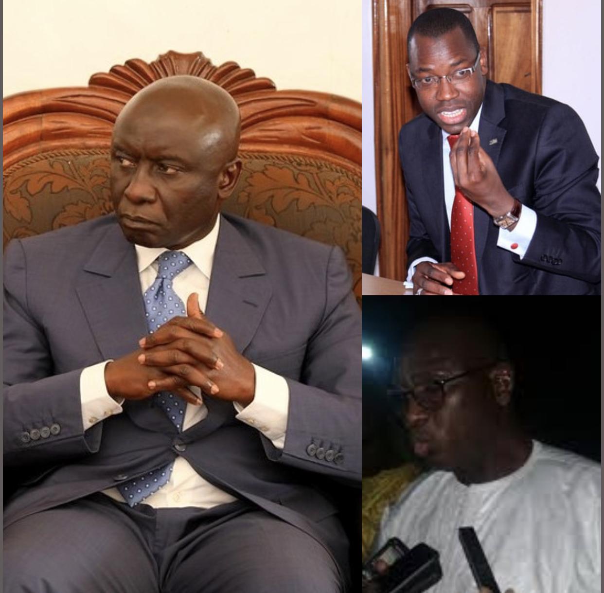 Remaniement ministériel : Que retenir de l'arrivée d'Idrissa Seck au CESE ? Quid de ses deux alliés Diattara et Saleh dans le gouvernement de Macky Sall ?