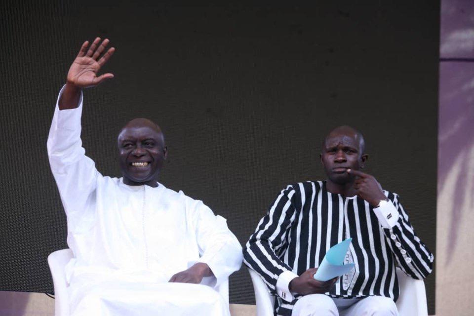 Nomination d'Idrissa Seck au CESE : Le Dr Babacar Diop exprime sa déception.