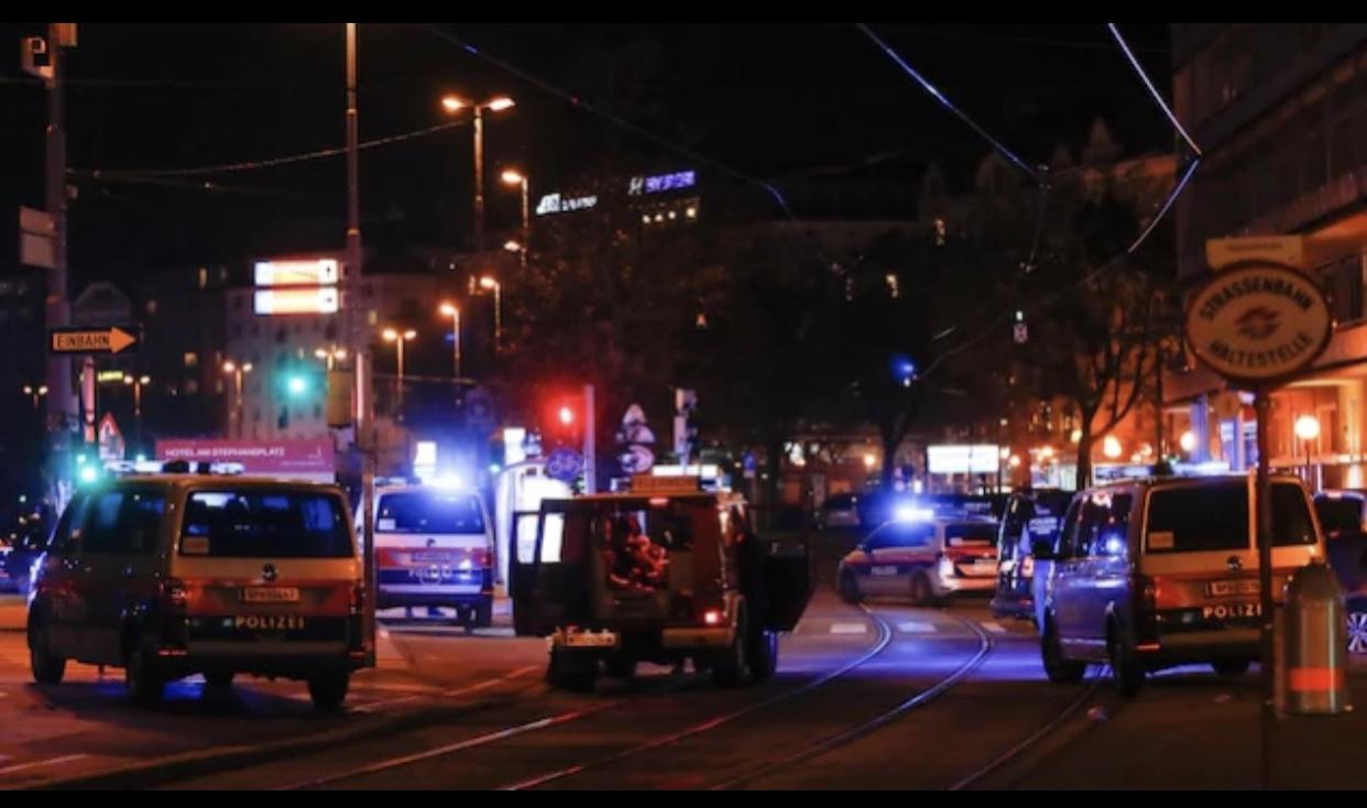 « Attaque terroriste » au cœur de Vienne : Plusieurs victimes...