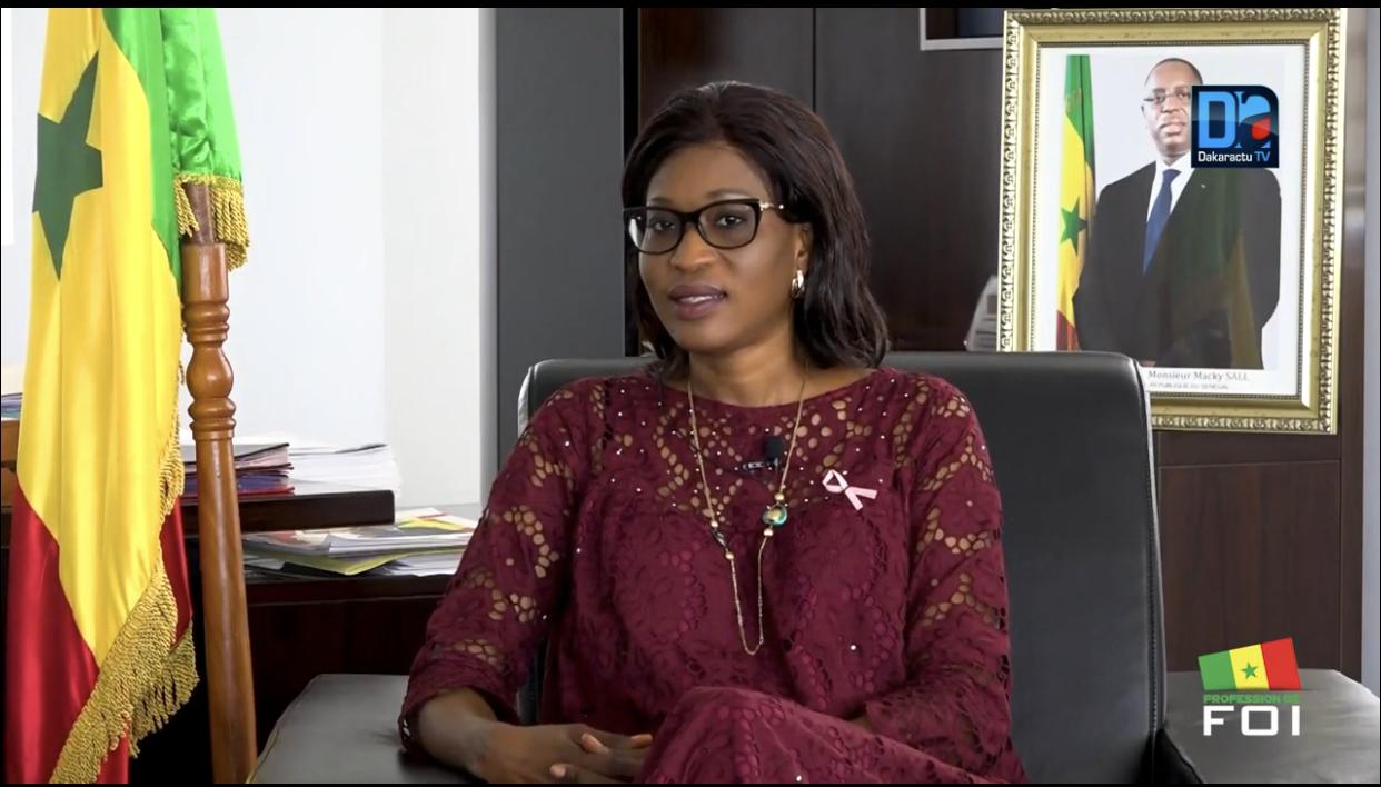 Nouveau gouvernement : La ministre Zahra Iyane Thiam remercie le président Macky Sall pour la confiance renouvelée.