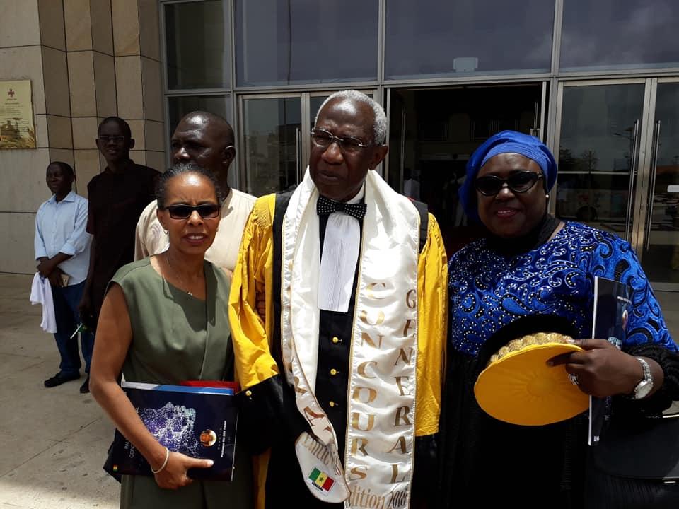 Témoignage sur Iba Der Thiam : «Mon oncle m'a permis de m'habituer progressivement au port du voile» (Adji Mbergane Kanouté)