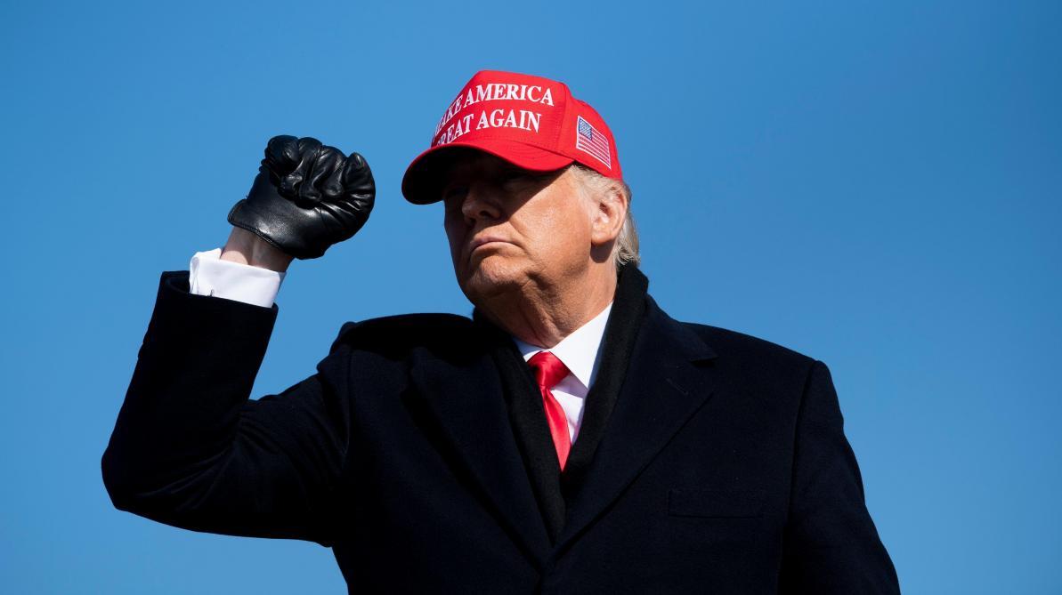 Présidentielle aux États-Unis : Donald Trump veut se déclarer vainqueur le plus tôt possible.