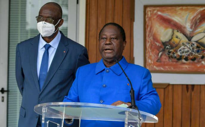 Côte d'Ivoire : Des proches du Président Bédié auraient été arrêtés