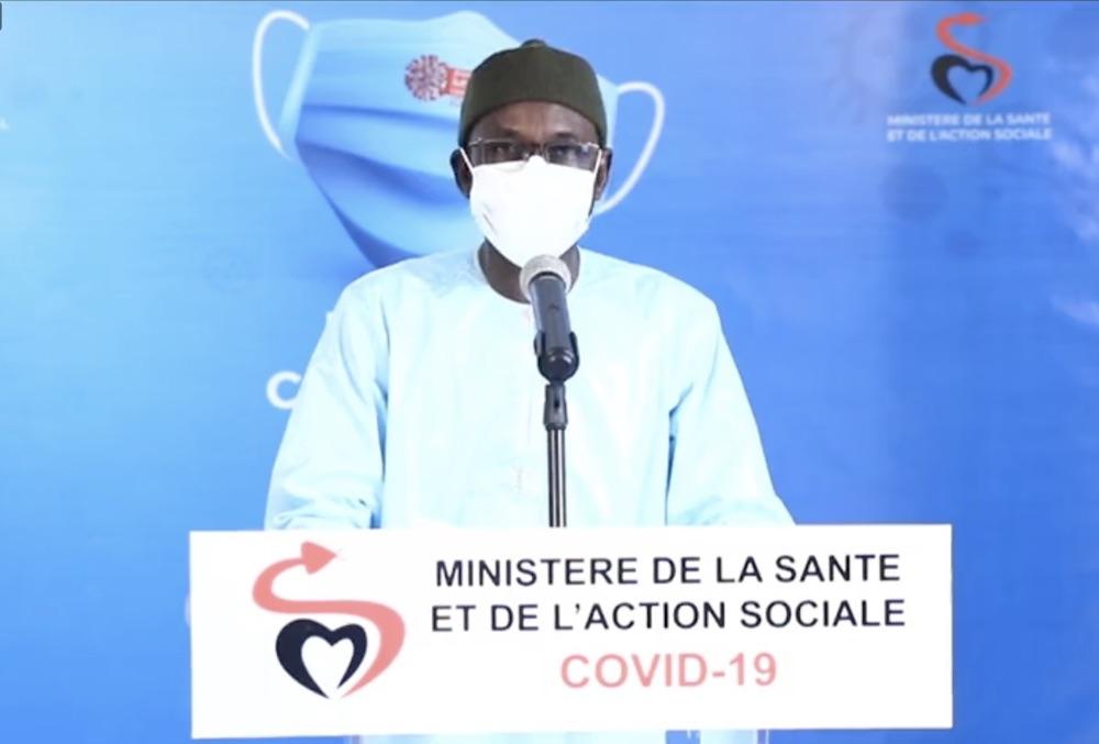SÉNÉGAL : 10 nouveaux cas testés positifs au coronavirus, 96 nouveaux guéris, aucun nouveau décès et 4 cas graves en réanimation