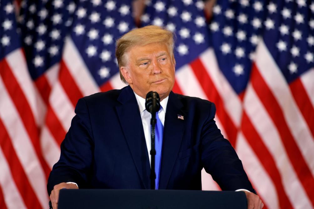 Présidentielle Américaine 2020 : Donald Trump se déclare vainqueur et menace de saisir la Cour suprême.