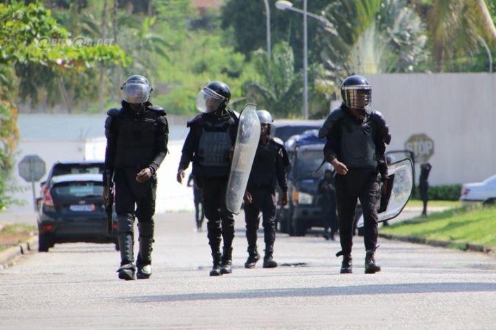 Crise post-électorale en Côte d'Ivoire : Les résidences des leaders de l'opposition encerclées par l'armée.
