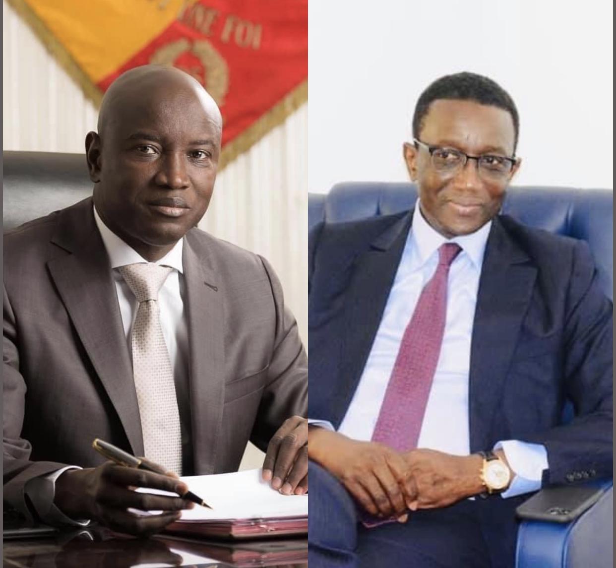 MYSTÈRES LEVÉS AUTOUR DE 02 DÉPARTS / Aly Ngouille décline le S.G.G et un autre ministère... Amadou Bâ voit plus haut que celui qui lui a été proposé...