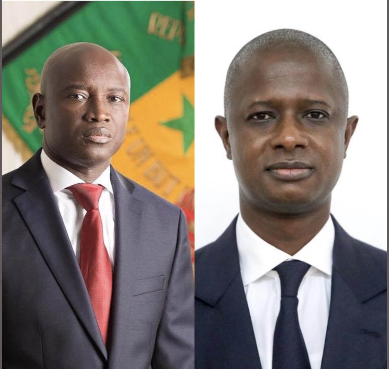Ministère de l'intérieur : Aly Ngouille Ndiaye passe le témoin à Antoine Félix Abdoulaye Diome.