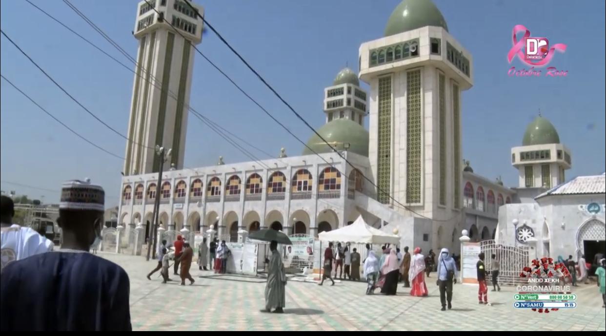 Médina Baye : La cité religieuse célèbre aujourd'hui le Gamouwatt.