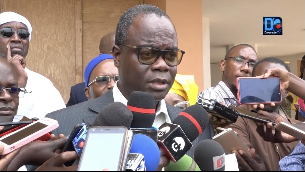 Situation politique nationale : Le FRN donne sa position.