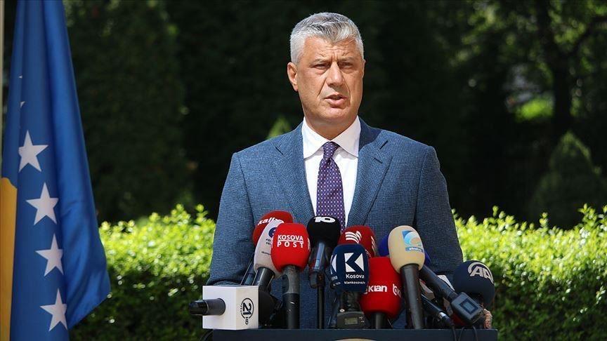 Accusé de crimes de guerre : Le président Kosovar démissionne.