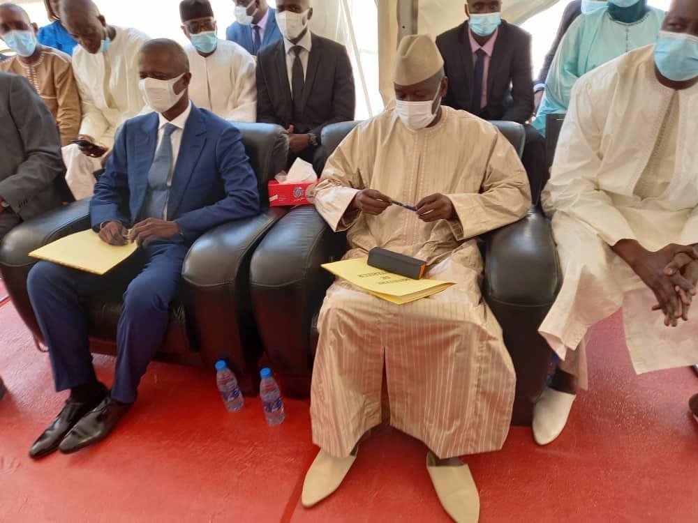 Ministère de l'Intérieur : Aly Ngouille passe le témoin à  Antoine  Félix Diome.