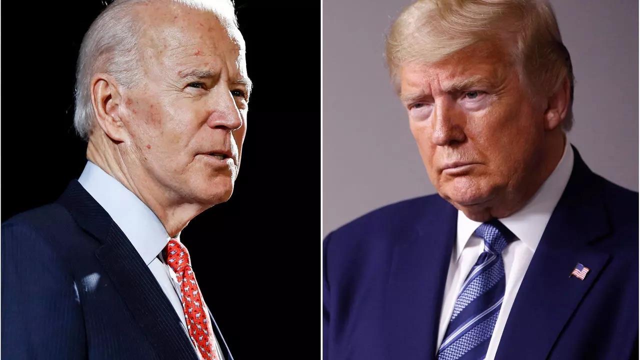 Présidentielle Américaine : Joe Biden en tête dans 4 grands États, réduit les chances de Trump de rester au bureau ovale.