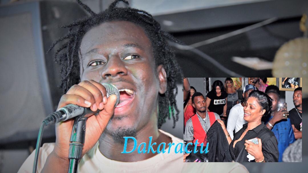Les images de la Soirée de Tarba Mbaye à la Villa Krystal