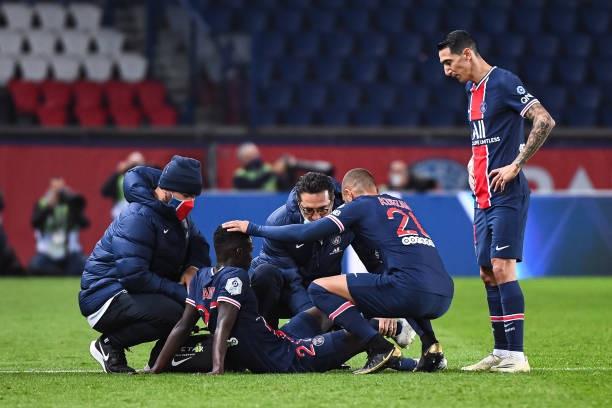 Éliminatoires CAN 2021 : Après les forfaits de Famara Diédhiou et Keïta Baldé, Aliou Cissé perd Gana Guèye.