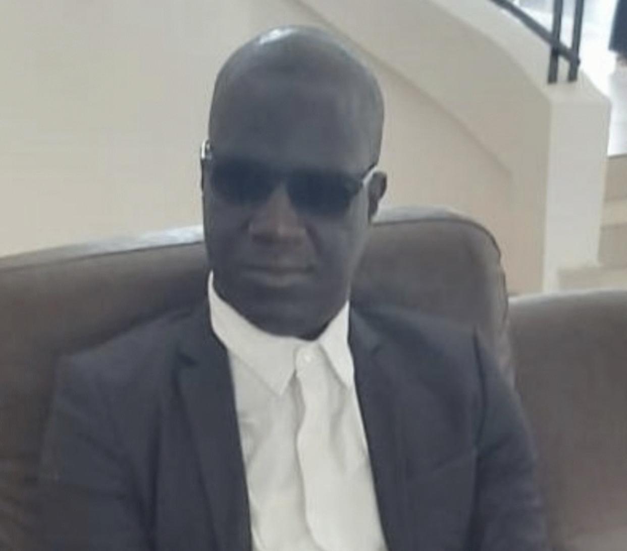 L'hommage de Cheikh Kouta à feue Sokhna Aida Dème.