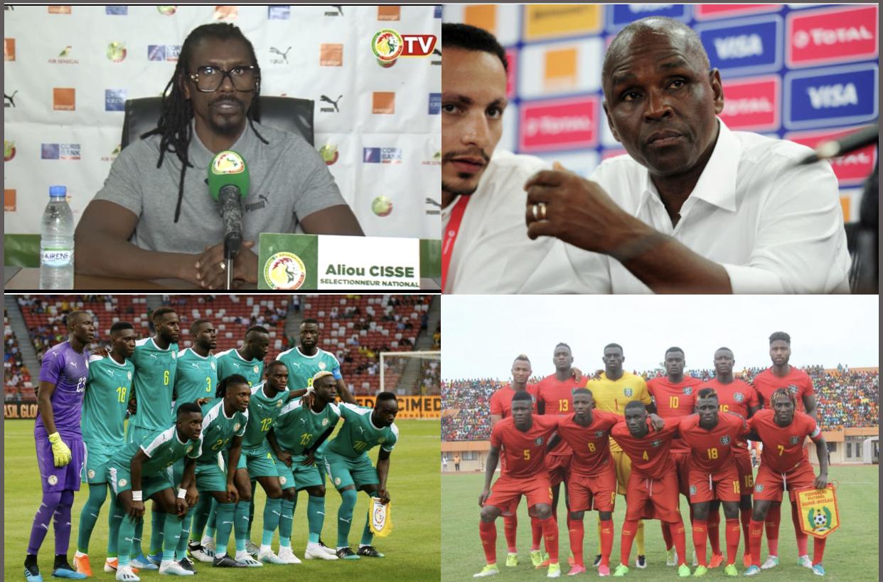 Sénégal - Guinée Bissau : Les dessous d'une longue rivalité entre «Lions» et «Djurtus»